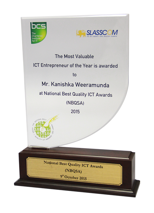 The Most Valuable ICT Entrepreneur of the year