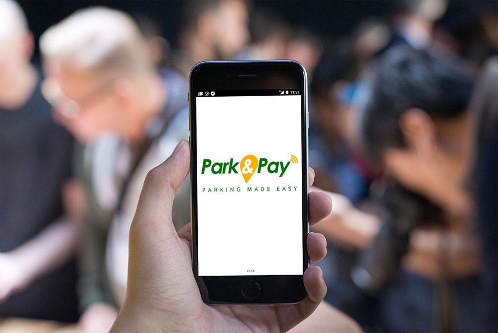 park & pay